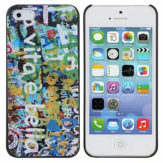 Cases voor iPhone 5/5S met Graffiti Design