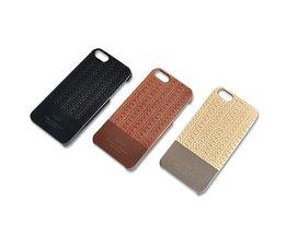 Casual Beschermhoes voor iPhone 5 / 5S