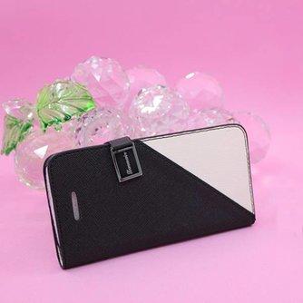 Case voor iPhone 5 PU Leer
