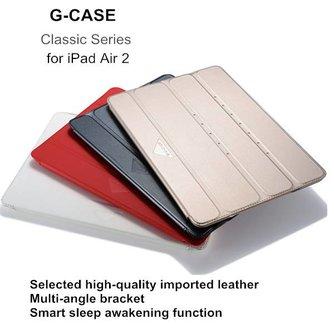 Beschermhoes Voor de iPad Air 2 in Vier Kleuren