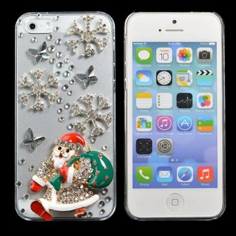 Telefoonhoesje Met het Thema Kerstmis