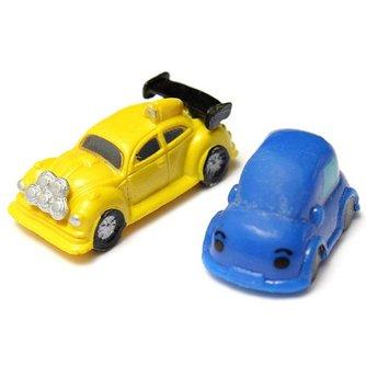 Miniatuurautootjes voor Decoratie