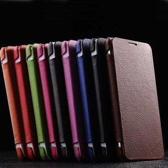 Leren Hoesje Voor Samsung Galaxy Note 3