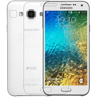 Screenprotector Samsung Galaxy E5