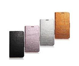 Hoesje Voor Samsung S5 Van Leer