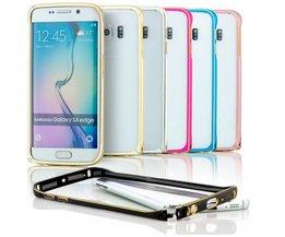Aluminium Telefoonhoesje Voor Samsung Galaxy S6 Edge