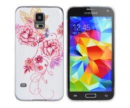 Hoesje Telefoon voor Samsung S5 i9600