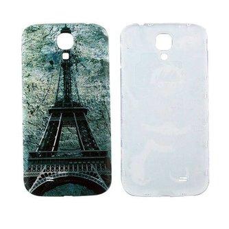 Beschermhoesje met Eiffeltoren voor de Samsung Galaxy S4 i9500