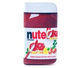 Nutella Hoesje Voor De Samsung Galaxy S4 i9500