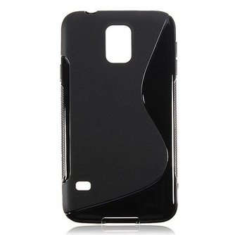 S-Line Cover Voor Samsung Galaxy S5 G900 & i9600