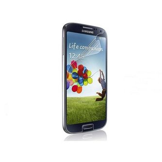 Screenprotector Samsung Galaxy S4