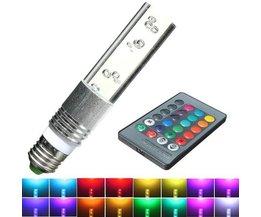 LED Lamp Met Afstandsbediening