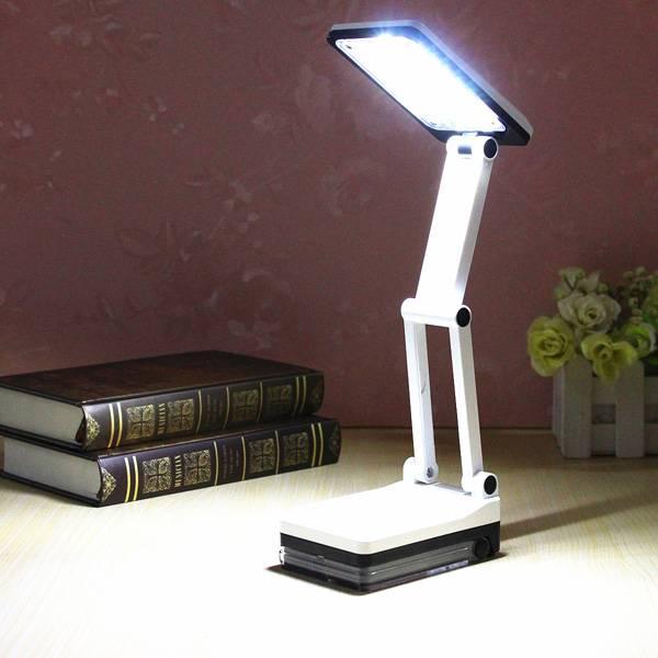 opvouwbare bureau lamp met led kopen i myxlshop tip. Black Bedroom Furniture Sets. Home Design Ideas