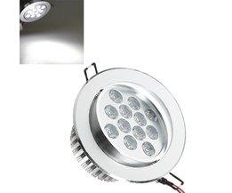 LED Plafondlamp 12W 1200LM 6000-6500K