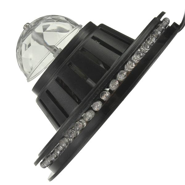Discobal Met LED-verlichting En Roterend I MyXLshop (SuperTip)