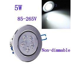 Inbouw LED Spot 5W