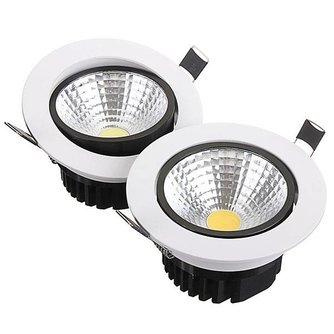 LED Plafondlampen in 2 Kleuren