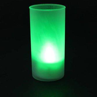 Romantische LED Kaars