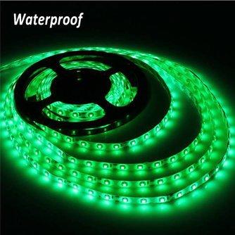 Groene LED Strip Waterdicht (5M)