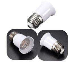 E27 Fitting Verlengstuk voor Lamp