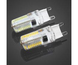 Dimbare G9 5W LED Corn Lamp In Twee Kleuren