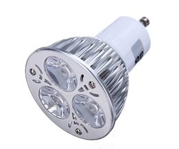 Dimbare LED Spots Met Puur Wit Licht