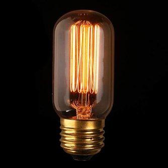 Vintage Edison Gloeilamp E27 220V/110V