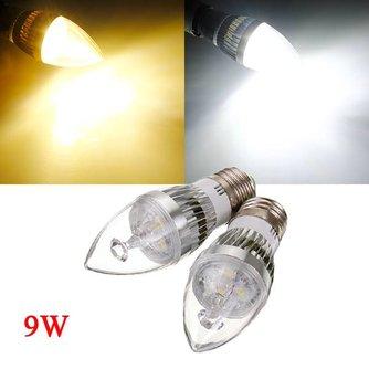 E27 6W Dimbare Kaarslamp