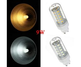 GU10 9W LED Lamp