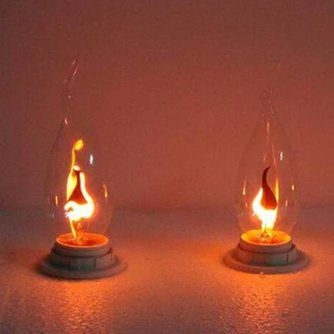 LED Kaarslamp Met Fitting E14