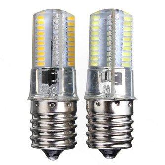 LED E17 Siliconen Peer