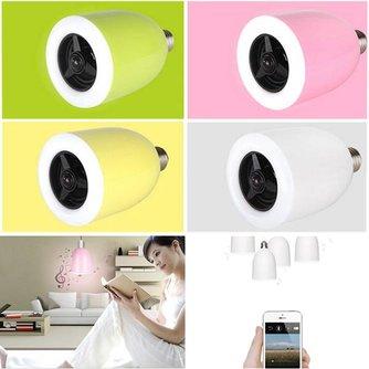 Bluetooth LED Lamp E27