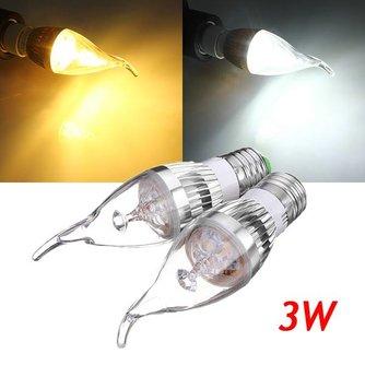 Dimbare LED Gloeilamp E27 3W 220V