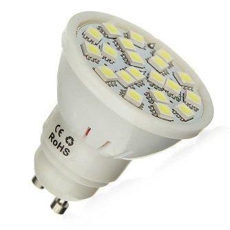 GU10 5W LED Spot Wit Licht