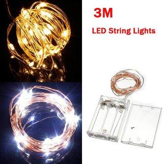 Lichtkoord met 30 LED Lampjes (3M)