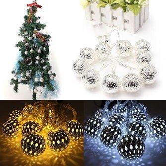 LED Kerstbal Per 10