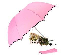 Paraplu in Meerdere Kleuren