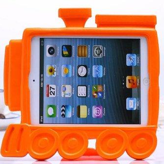 Kinderhoes voor iPad Mini met Locomotief Design