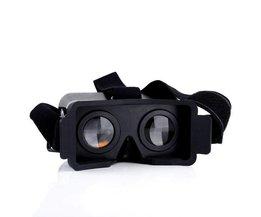 Virtual Reality 3D Bril Voor Smartphones