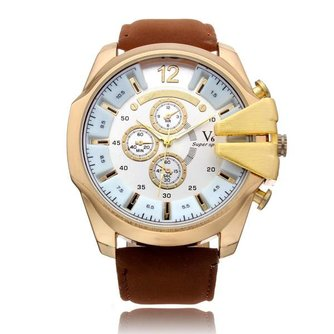 V6 Horloge V0201