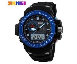 SKMEI 1063 Siliconen Horloge