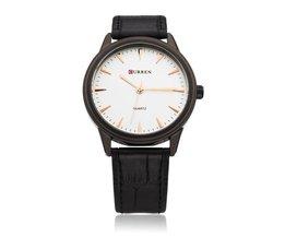 CURREN 8119 Horloge Voor Mannen