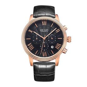 MEGIR 2012 Waterdicht Horloge