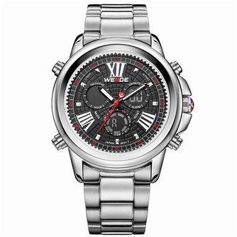 RVS Heren Horloge