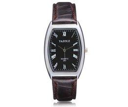 Yazole 267 Horloge Voor Mannen