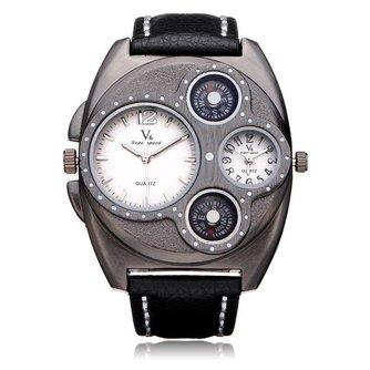 Analoog Heren Horloge V6 V0196