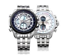 Chronograaf Horloge voor Heren