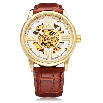 Sewor Klassiek Horloge Met Romeinse Cijfers