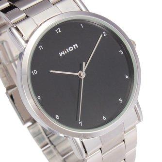 Wilon 906L Horloge Van Roestvrij Staal