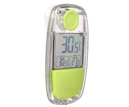 Digitale Thermometers met Zuignap